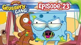 Grossery Gang Cartoon - Episode 23, Get Well Spewn Part 2 - Slime