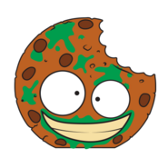 Pukey Cookie Brown