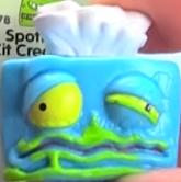 Snot Good Tissues Blue Figure