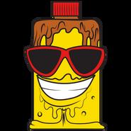 Leaky Sunscreen Yellow