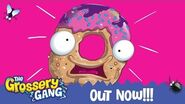 Meet Dodgey Donut from The Grossery Gang!