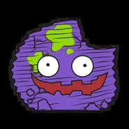 Cruddy Chip Purple