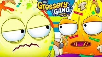 Grossery Gang 🔥 Disgusting Surprise Compilation 🔥 Cartoons for children