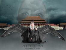 Lijuan (Fan Art - JelenaPrice)