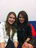 Nathalia and Jade!