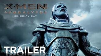 X-Men- Apocalypse - Teaser Trailer -HD- - 20th Century FOX