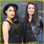 Jade-ramsey-tasie-lawrence-madonna-pop-up