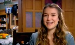 Nathalia in an interview