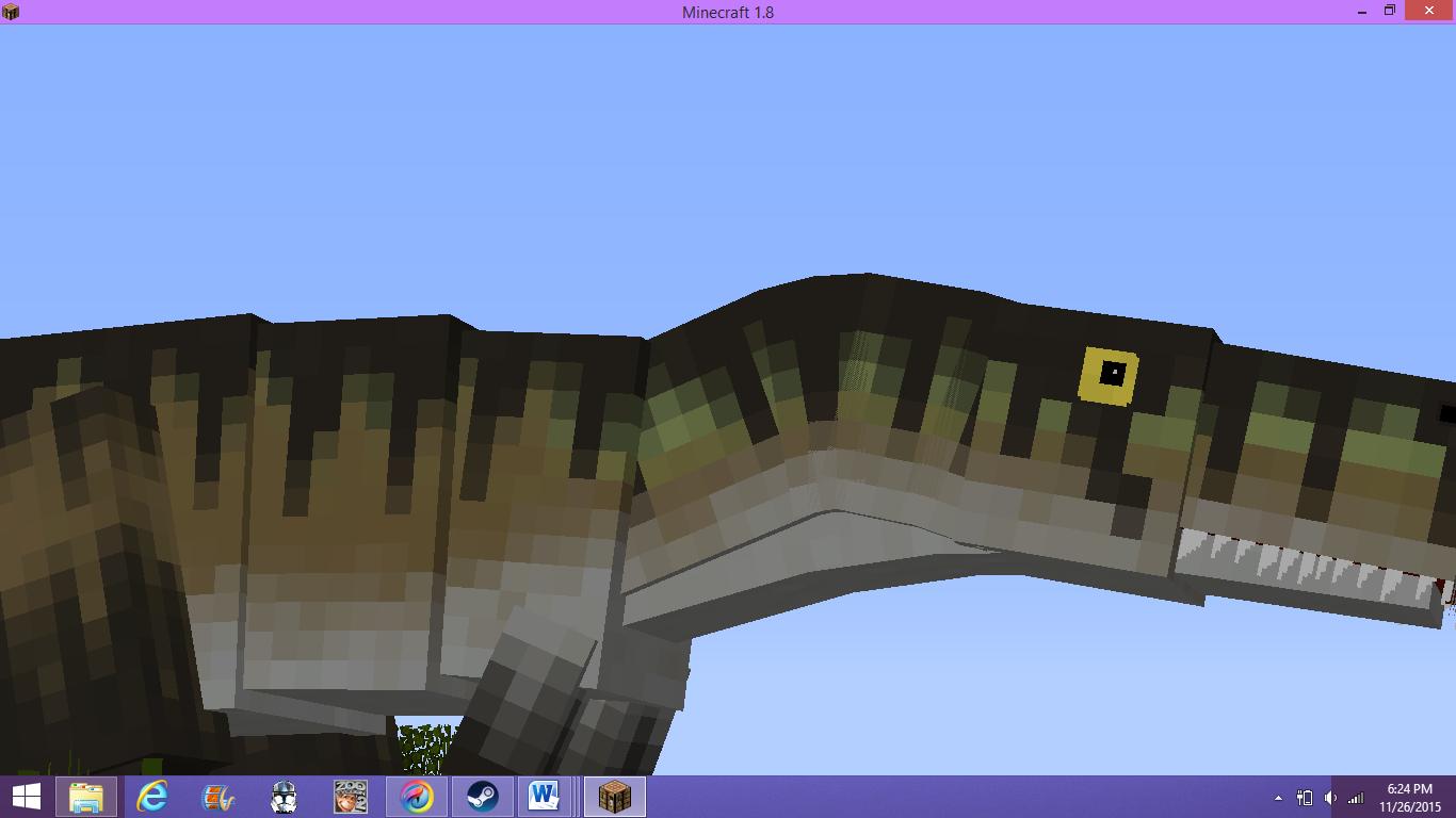 Summary -> Indominus The Jurassicraft Minecraft Mod Wiki Fandom