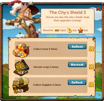 The City's Shield 3
