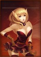 Hero Korina Chantress portrait
