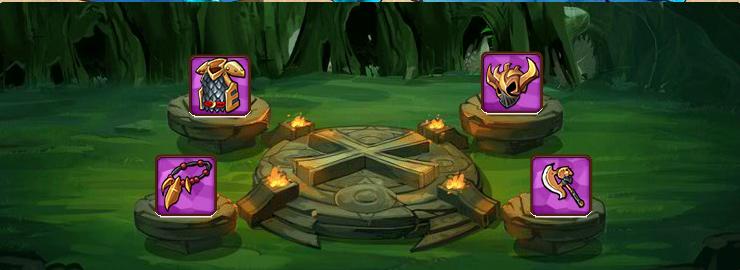 Orc King Set