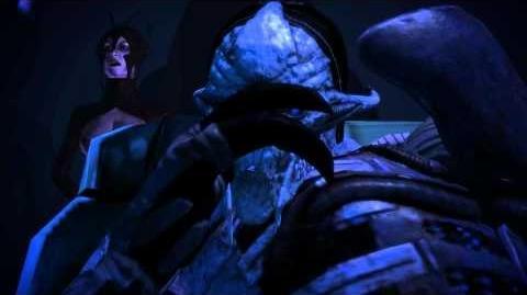 Mass Effect - Saren & Benezia