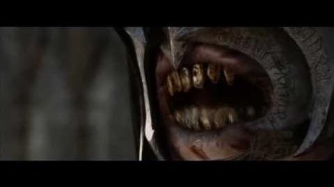 Mouth of Sauron Sings The Ding Dong Song