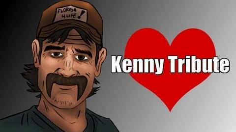 Kenny's Tribute - The Walking Dead Videogame