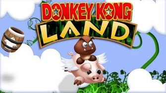 Donkey Kong Land - The Lonely Goomba-0