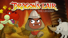Dragons lair the lonely goomba by thelonelygoomba-d61l23m