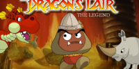 Dragons Lair: The Legend - The Lonely Goomba