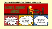 Luan's Dinner Date-0