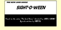 Sight-O-Ween