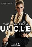 The Man from U.N.C.L.E. (film) poster 5