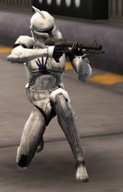 Booster 501st Phase I Aiming Weapon
