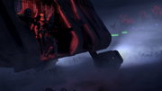 Booster disembarks onto Umbara