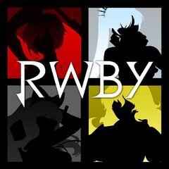 RWBY poster.