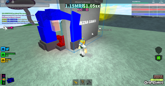 File:Painite clipping through a Wall..png