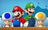Mario and others