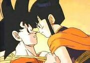 Goku being yelled at by chichi (1)
