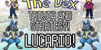The Dex! Lucario! Episode 40!
