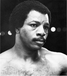 Still-of-carl-weathers-in-rocky-ii-(1979)-large-picture