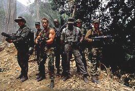Predator (1987) - main cast