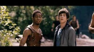 """Percy Jackson and the Lightning Thief """"Aphrodite's Daughters"""" Deleted scene"""