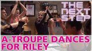 The Next Step Season 4 – Episode 11 A-Troupe Dances for Riley