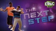 The Next Step West and Daniel dance - CBBC