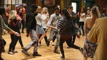 Season 4 episode 1 dance