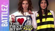 The Next Step - Battlez Queen of Hearts Giselle vs Bee Stephanie (Season 3)