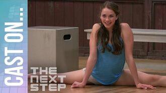 The Next Step Season 5 - Cast On Shelby Bain (Amy)