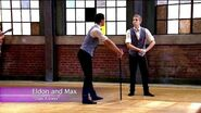"The Next Step - Extended Dance- Eldon and Max ""Oops A Daisy"""