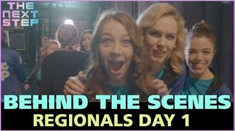 Behind the Scenes Regionals Day 1 - The Next Step