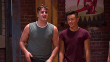 Ben Nick season 4 episode 2 extended dance