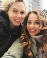 Allie and Shelby