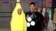 The Next Step - Battlez Stephanie vs. James (Banana vs