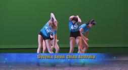 Slovenia spain china australia