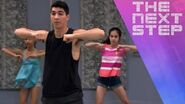 The Next Step - Dance Camp Trevor Tordjman (Part 1)