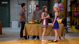 Ben Charlie Riley Emily season 2 episode 1