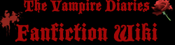 The Vampire Diaries Fanfiction Wiki wordmark