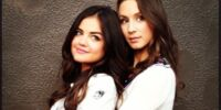 Addison and Aria